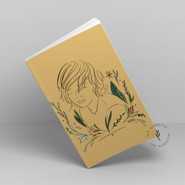 Ruth Journal by Alena Hassett   Her Alabaster