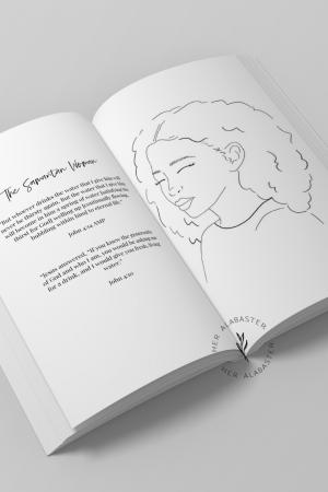Samaritan Woman Journal by Alena Hassett | Her Alabaster