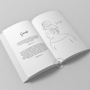 Sarah Journal by Alena Hassett | Her Alabaster