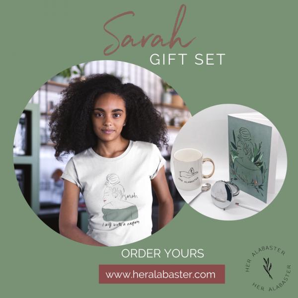 Sarah Gift Set
