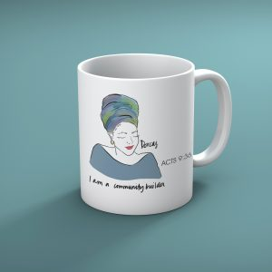 Dorcas Mug | Her Alabaster by Alena Hassett
